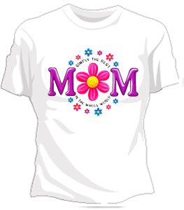 Simply The Best Mom Girls T-Shirt