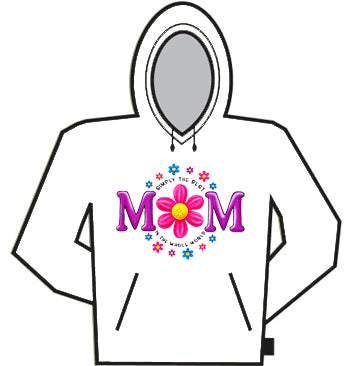 Simply The Best Mom Hoodie