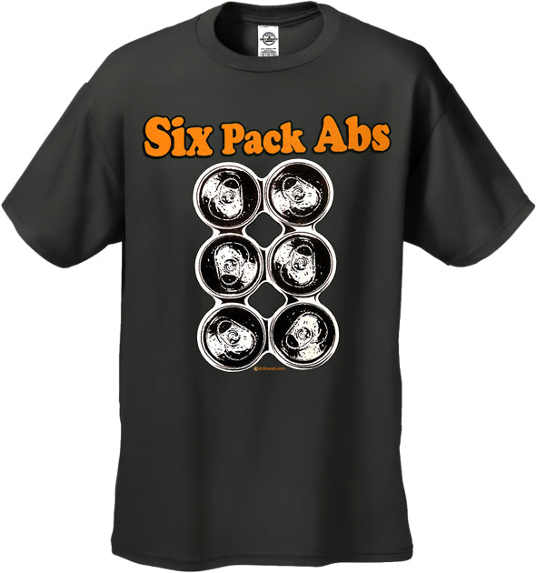 Six Pack Abs Men's T-Shirt