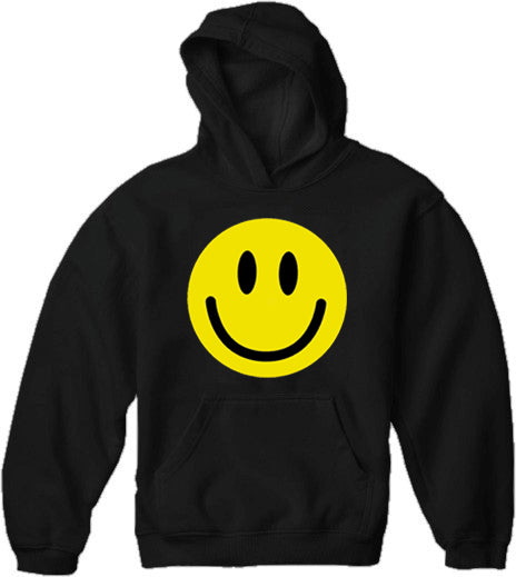 Smiley Face Hoodie