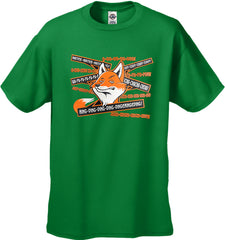 So Many Fox Sayings - What Does The Fox Say Kid's T-Shirt