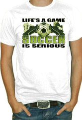 Soccer Is Serious T-Shirt