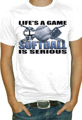 Softball Is Serious T-Shirt