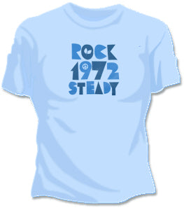 Soul Rebel 1972 Rock Steady Girls T-Shirt