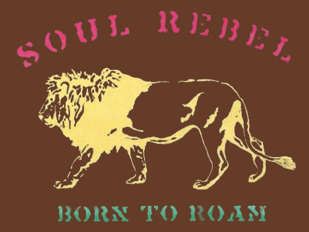 Soul Rebel Born To Roam T-Shirt