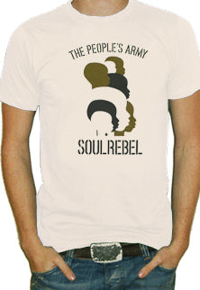 Soul Rebel The Peoples Army T-Shirt