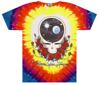 Grateful Dead Tshirt - Space Your Face Grateful Dead T-Shirt