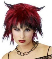 Special Efects Hair Dye - Devilish Red