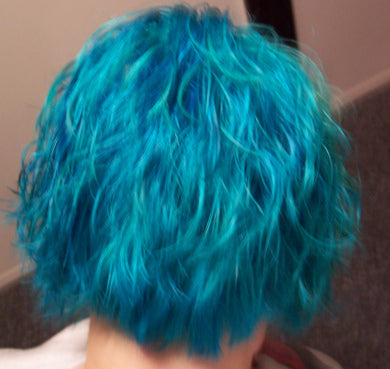 Special Effects FX Hair Dye - Fish Bowl Blue