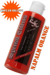Special Effects Hair Dye -Napalm Orange