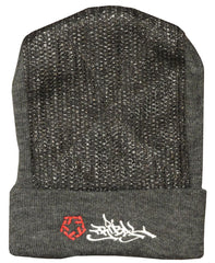Spin Caps - Tribal Gear Headspin Beanie Spin Cap (Dark Grey)