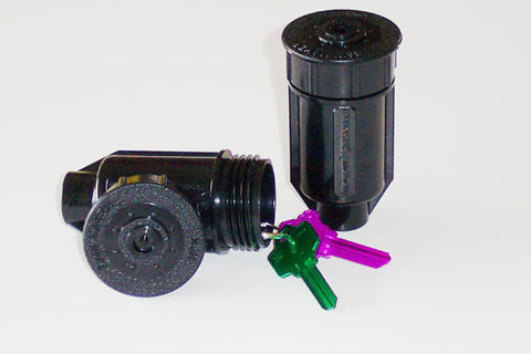 SPRINKLER Key-Hider™   ::  Hide and Stash in a Sprinkler Head