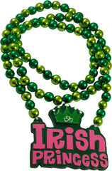 St.Patrick's Day Irish Princess Necklace