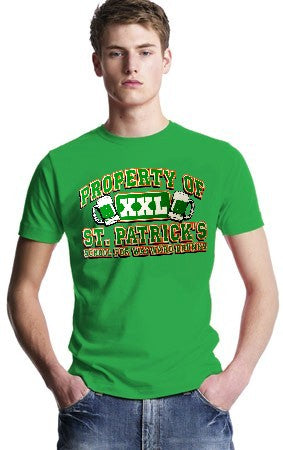 "St.Patrick's Day ""School For Wayward Drunks"" T-Shirt"