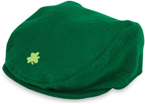 St. Patrick's Day Shamrock Drivers Cap