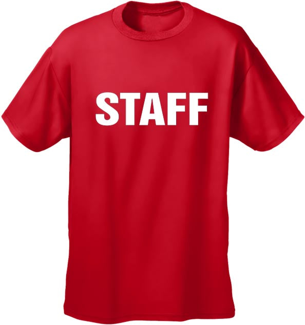 Staff Men's T-Shirt