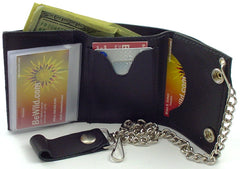 Stallions Horseshoe Chain Wallet