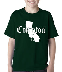 Star City Of Compton, California Kids T-shirt