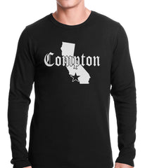 Star City Of Compton, California Thermal Shirt