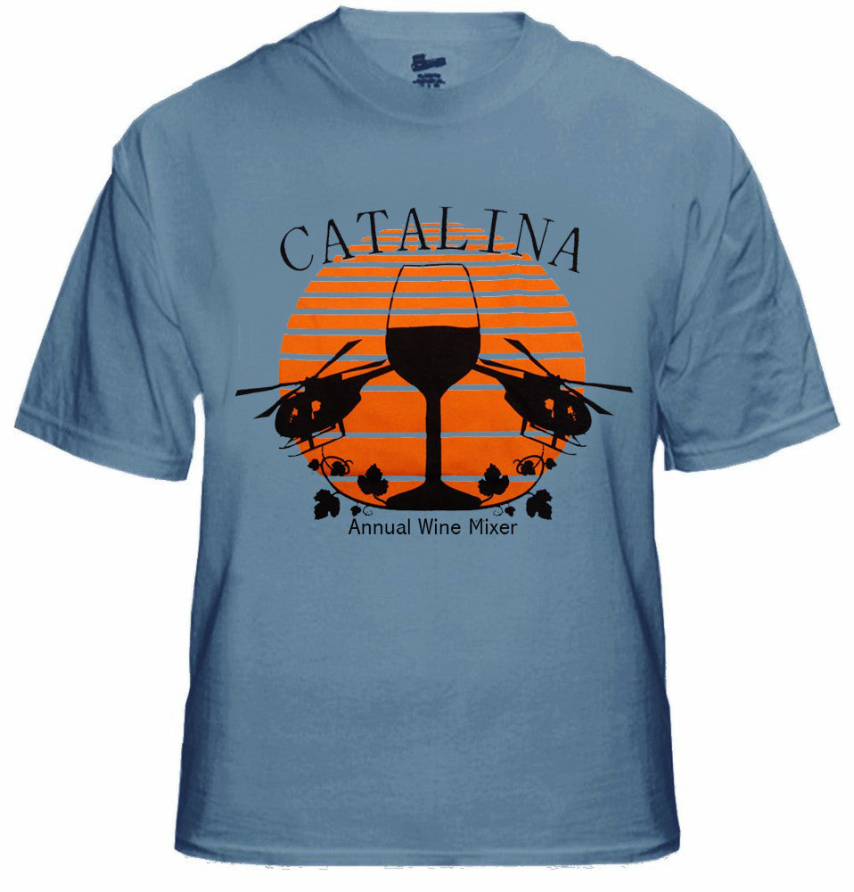 Step Brothers Movie Tee - Catalina Annual Wine Mixer T-Shirt