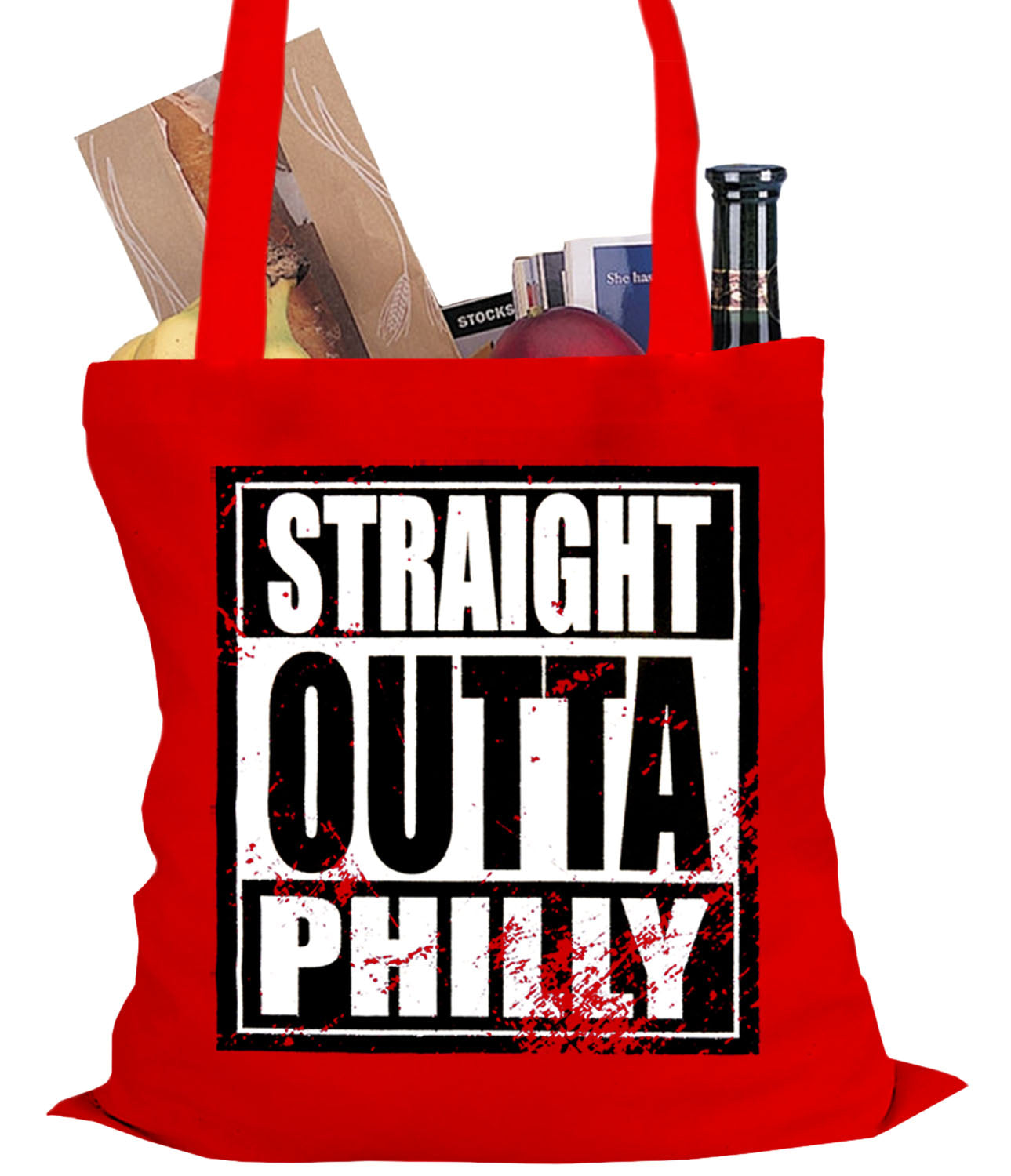 Straight Outta Philly Tote Bag