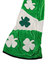 Striped Shamrock Stocking Cap