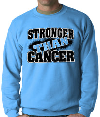 Stronger Than Cancer Adult Crewneck