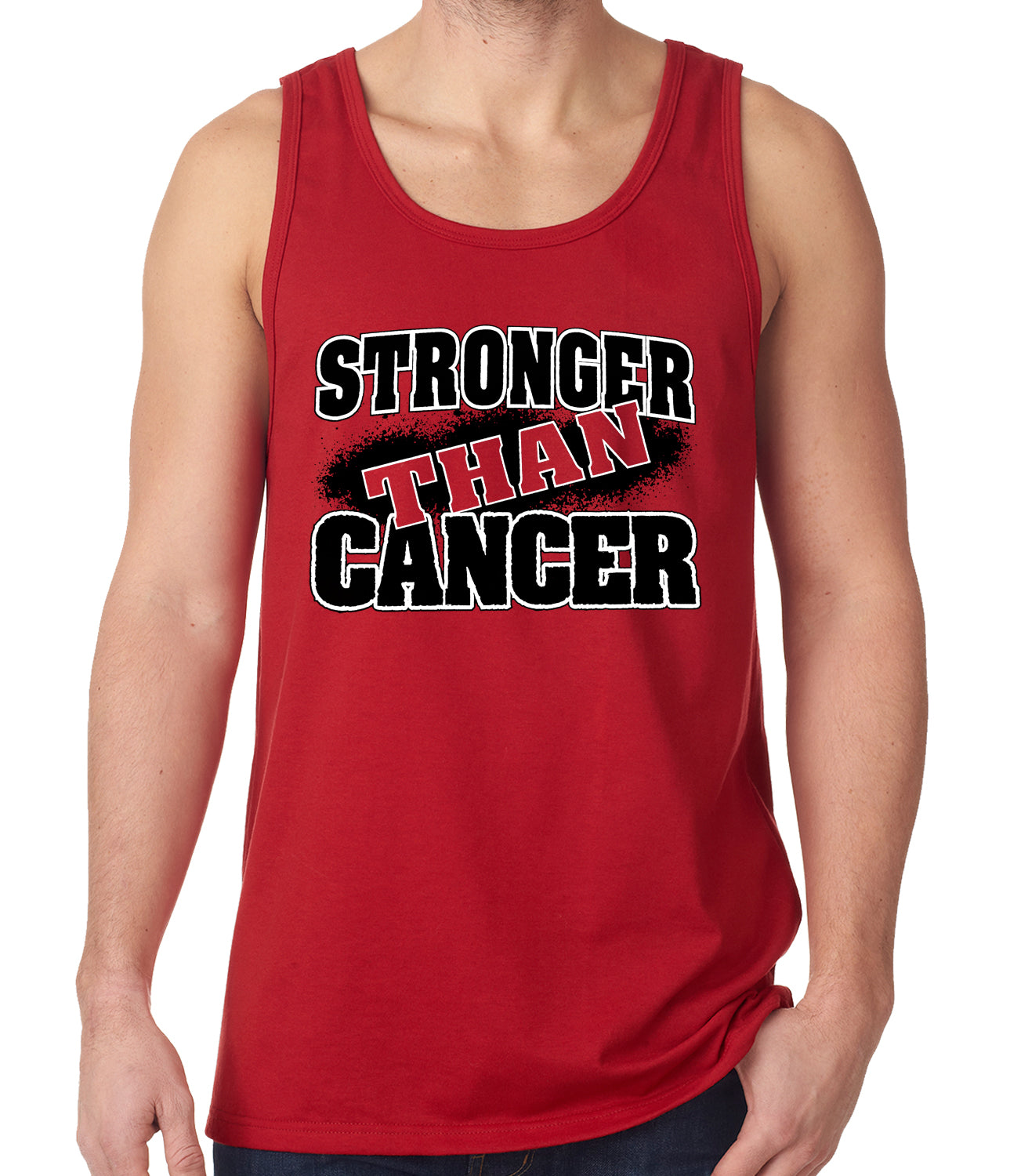 Stronger Than Cancer Tank Top