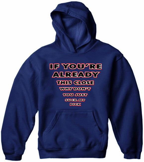 Suck My Dick Eyesight Hoodie