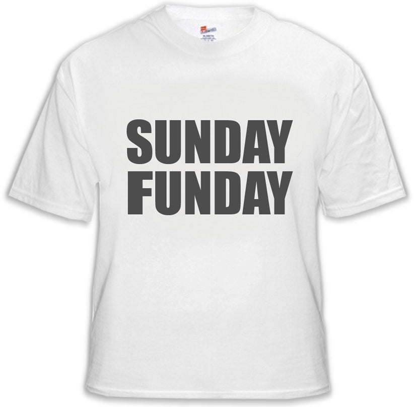 Sunday Funday Men's T-Shirt