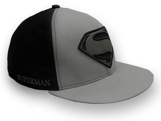 Superman Man of Steel Authentic Snap Back Hat
