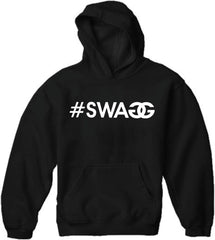 SWAGG Adult Hoodie -  #SWAGG
