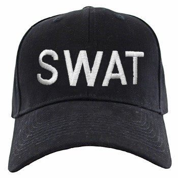 SWAT Special Weapons And Tactics Baseball Hat
