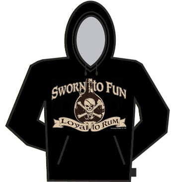 Sworn To Fun Hoodie