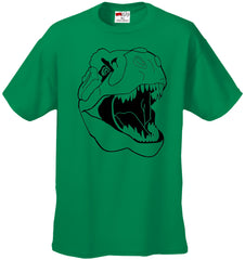 T-REX Head Kid's T-Shirt