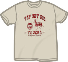 Tap Dat Ass Tavern T-Shirt