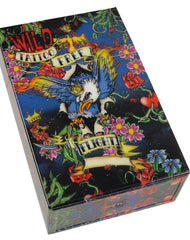 Tattoo Style Cigarette Box (For Regular Size Cigarettes)