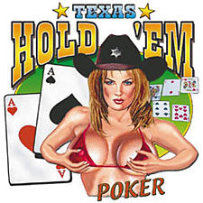 Texas Hold'em Poker T-Shirt