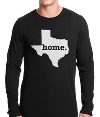 Texas is Home Thermal Shirt
