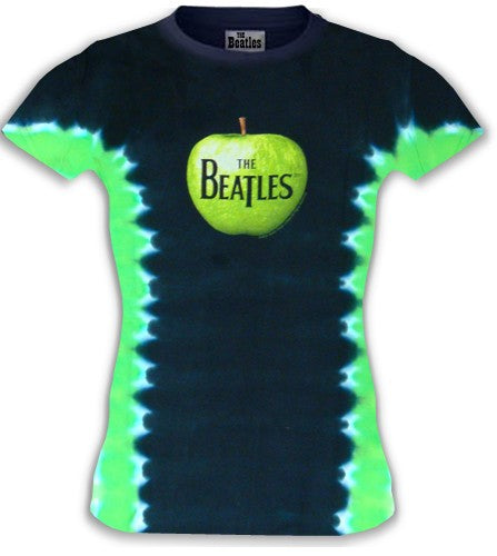 "The Beatles ""Anthology"" Girls Baby Doll T-Shirt"