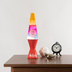 "The Beatles Sgt. Pepper Tri-Colored Lava Lamp (14.5"")"