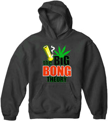 The Big Bong Theory Adult Hoodie