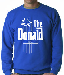 The Donald - The God Father Inspired Adult Crewneck