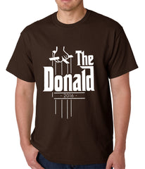 The Donald - The God Father Inspired Mens T-shirt