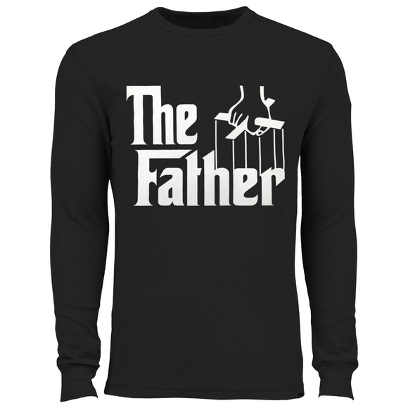 The Father Funny Thermal Shirt