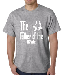 The Father of the Bride Funny Mens T-shirt