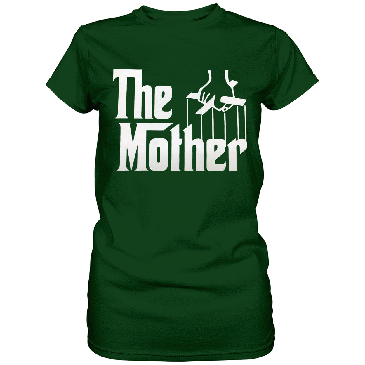 The Mother Funny Ladies T-shirt