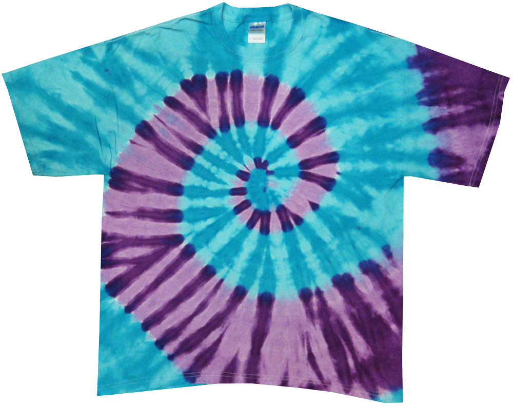 "The ""Purple Wave"" Tie Dye T-Shirt"