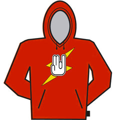 The Shocker Hoodie