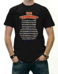 "The Shocker ""Ways to Say It"" T-Shirt"